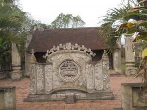 Lăng mộ Nguyễn Chích